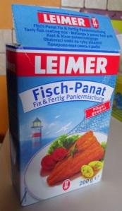 Panierka do ryb Leimer Fisch - Panat